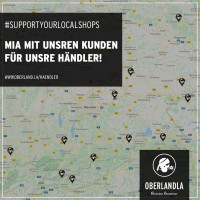 Support you local Shops