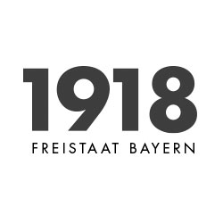 1918 - Freistaat Bayern