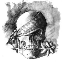 da Schädl (handgezeichnet)