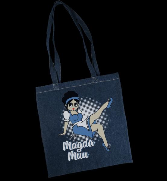Magda Muu: hoch das Bein