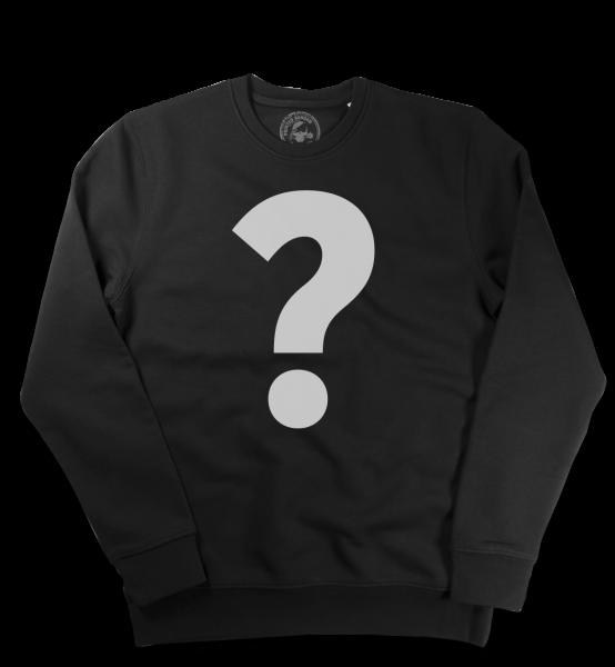 Überraschungs-Sweater, unisex