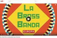 LaBrassBanda und Oberlandla: a gelungene Kombination