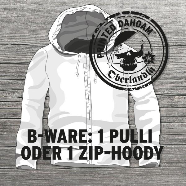 Hoodie B-Ware