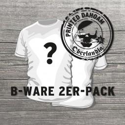 """Zweierpack B-Ware """"Frau"""""""
