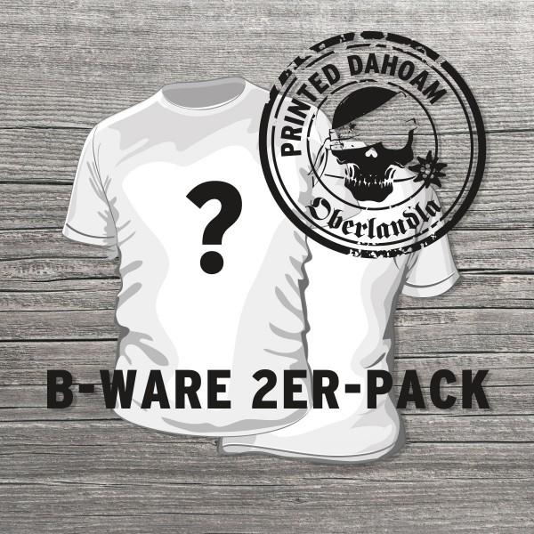 Zweierpack B-Ware