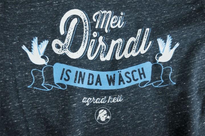 Mei Dirndl is in da Wäsch (Vogerl)