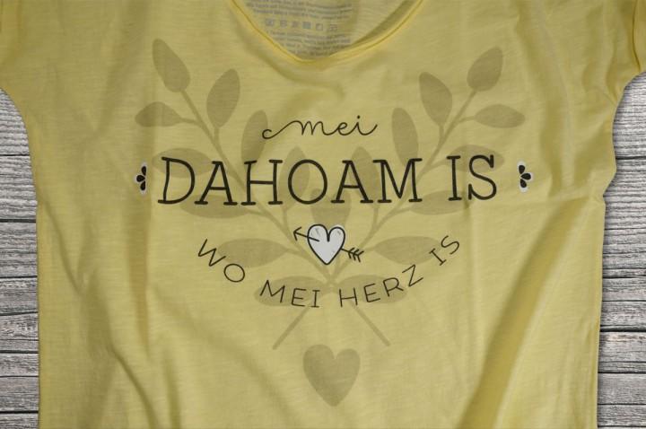 Dahoam is wo mei Herz is