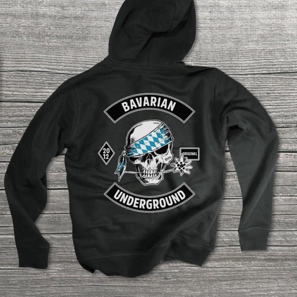 Bavarian Underground (Kutte)